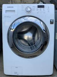 Samsung Large Capacity Washer, Like New, 12 month warranty Richmond Hill