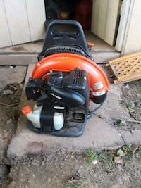 black and red leaf blower Silver Spring