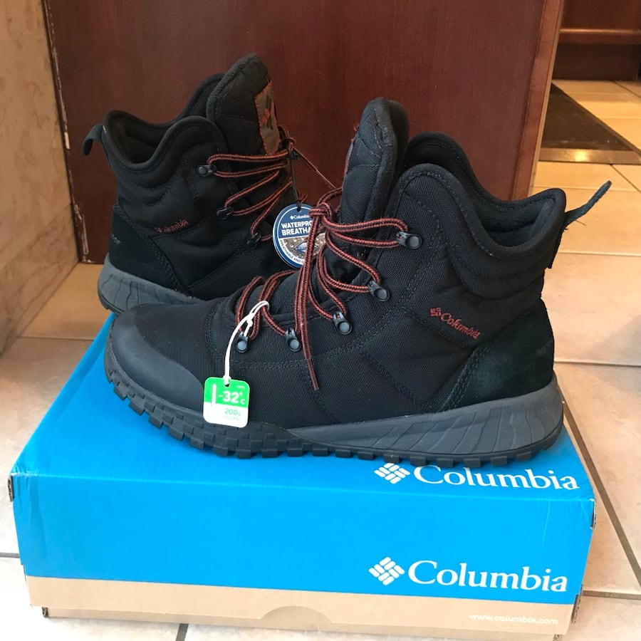 Columbia Waterproof Winter Boots