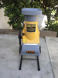 Chicago Electric Power Tools Chipper/Shredder  3569 km