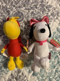 PEANUTS WOODSTOCK Yellow Bird & Belle Lancaster, 17603