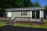 BEAUTIFUL MOBILE HOME 1 Bed 1 Bath Inground Pool Danville, 03819