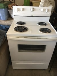 Whirlpool Electric Coil Range Stove Tucson, 85710