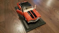 orange and black car diecast Laval, H7M 5S8