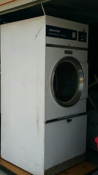 white front-load clothes washer Raleigh, 27613