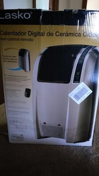 Heater with remote usado en venta en Liverpool - letgo