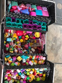 SHOPKINS —over 100+ pieces  Indian Trail, 28105