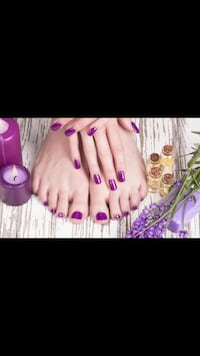 Manicure Burlington