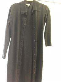 black button-up long-sleeved dress Indio, 92201