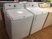 Maytag Bravos Quiet Series Washer and Dryer Set 29 mi