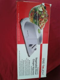 Daka One Touch Automatic Vegetable Slicer