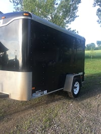 6'x10' enclose trailer clean and good condition  Brock, L0C