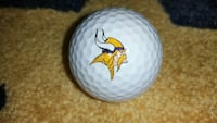 Official NFL Vikings Logo Golf Ball Ramsey, 55303