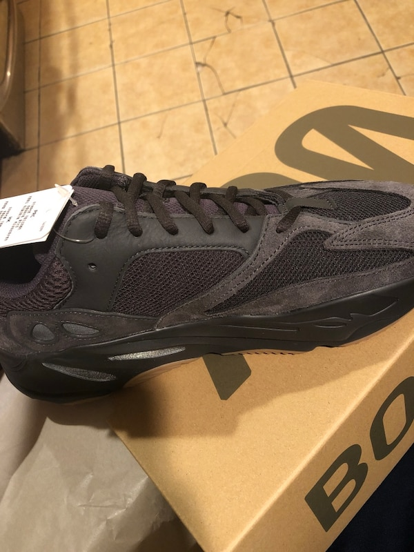 """new concept 292ad 970e2 Yeezy Boost 700 """"Utility Black"""""""