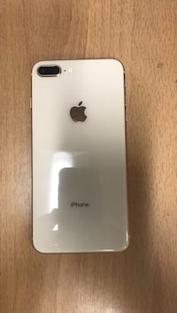gold iPhone 8 Plus 2279 mi