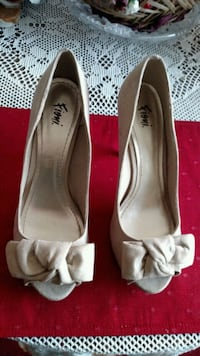 New beige shoes.  Make an offer El Paso, 79938