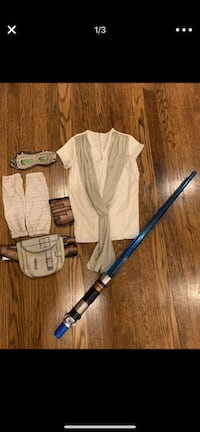 Star Wars Costume-Rey Teaneck, 07666