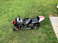 49cc gas operated mini bike . Less then 20 hours ride time runs great needs throttle Essex, 21221