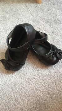 Black Mary Janes for baby 12-18 m