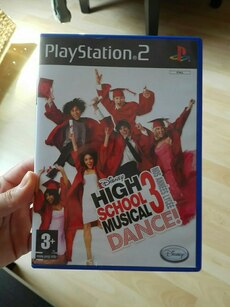 Jeu PS2 - High school musical 3