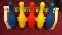 Vintage Fisher Price Bowling Pins Chantilly, 20152