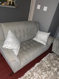 Light Gray Couches!!