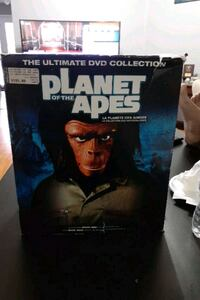 Planet of the apes ultimate dvd collection Toronto, M9W 7C9