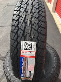 [PHONE NUMBER HIDDEN]  Falken Wildpeak AT.  Addison, 60101