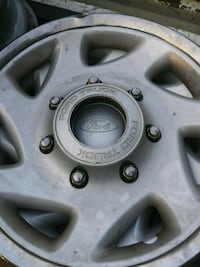 gray 5-spoke car wheel Silver Spring, 20906