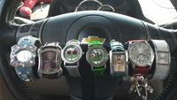 seven assorted analog watches San Jose, 95111