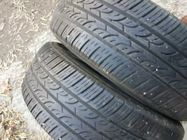 2 KUMHO 185/60R15 All Season