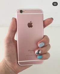 rose gold iPhone 6s with box Чикаго, 60626