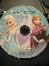 Disney Frozen Karaoke Series 7$