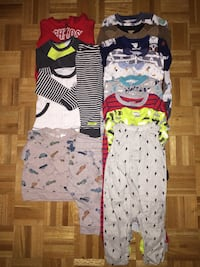 Brand New Baby Clothing (9-12+months) Markham