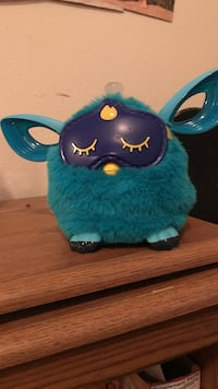 Like new furby