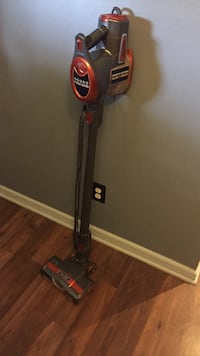 black and red upright vacuum cleaner Charlotte, 28226