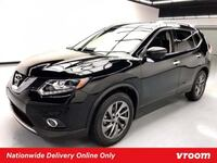 2016 Nissan Rogue Magnetic Black hatchback New York