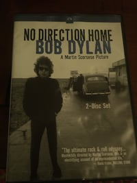 No direction home bob Dylan 2 disc set full screen collection New York, 10128
