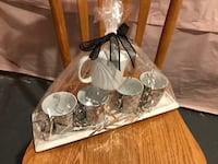 New tea set - Location L5R 1R5. Please inquire only if you can pick up. Ty Mississauga, L5W 1R5