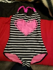 Bathing suits girls size 10.