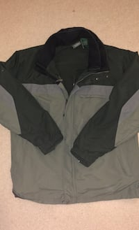 LL BEAN 2 in 1 winter jacket size XL (2 separate jackets that connect) Fairfax, 22033