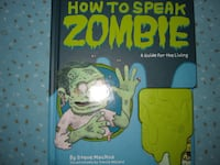 How to Speak Zombie: A Guide for the Living - Interactive Book