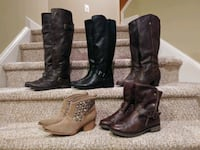 NEW Women's Size 9.5 Boots $50 EACH Woodbridge, 22193