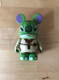 Disney yoda stitch vinylmation collectible  Los Angeles, 90034