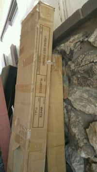 Brand new bed frame. Bakersfield, 93309