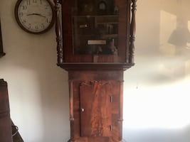 Grand Father Clock Case-Project