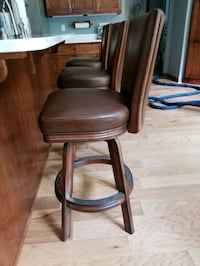 Set of 4 custom bar stools Sussex, 53089