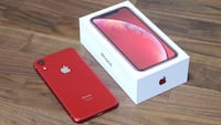 10/10 condition red iPhone XR - FIRM PRICE Toronto, M5K 2R2