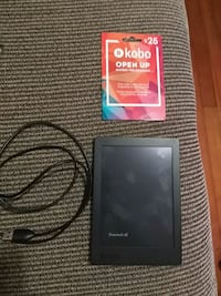 Kobo Reader with gift card