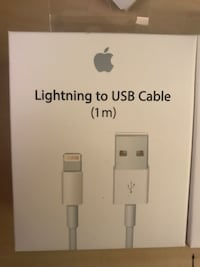 Authentic Apple IPhone Charger - Lightning to USB Cable New York, 11377